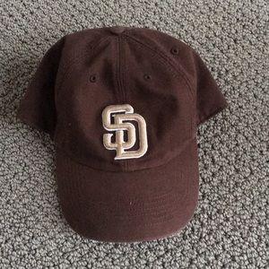 San Diego Padres baseball bat